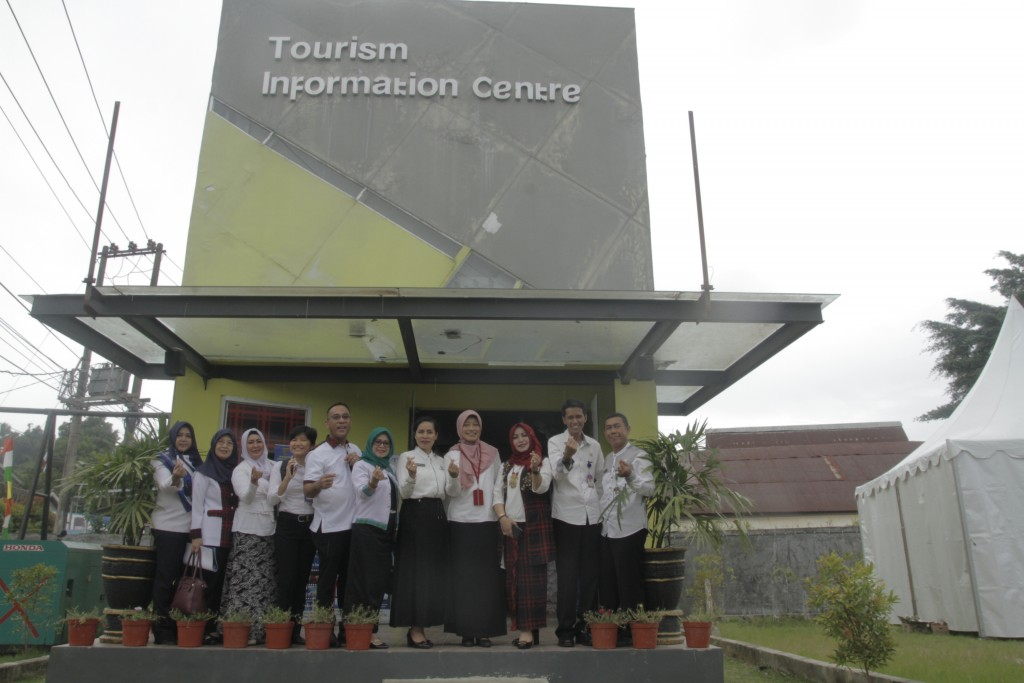 Tourism Information Center Samarinda Resmi di Buka