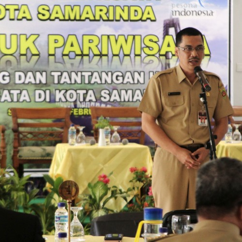Gelar Rembug Pariwisata - Pertemukan Pengelola dan Stakeholder di Samarinda
