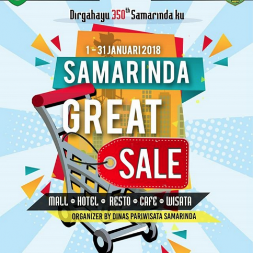 Samarinda Great SALE